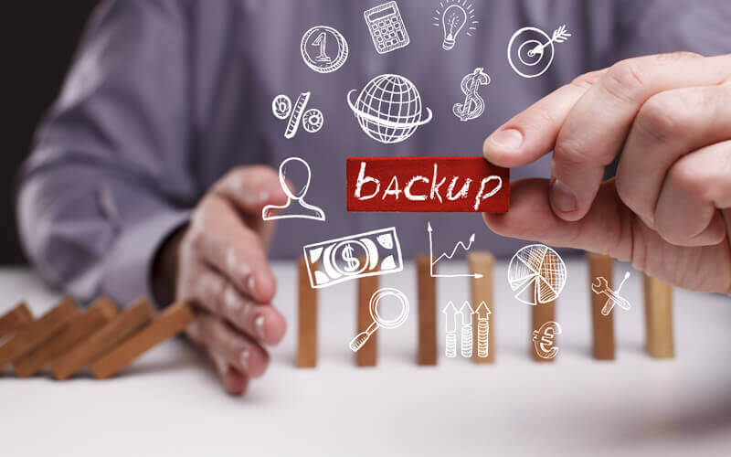 Strategisches Backup