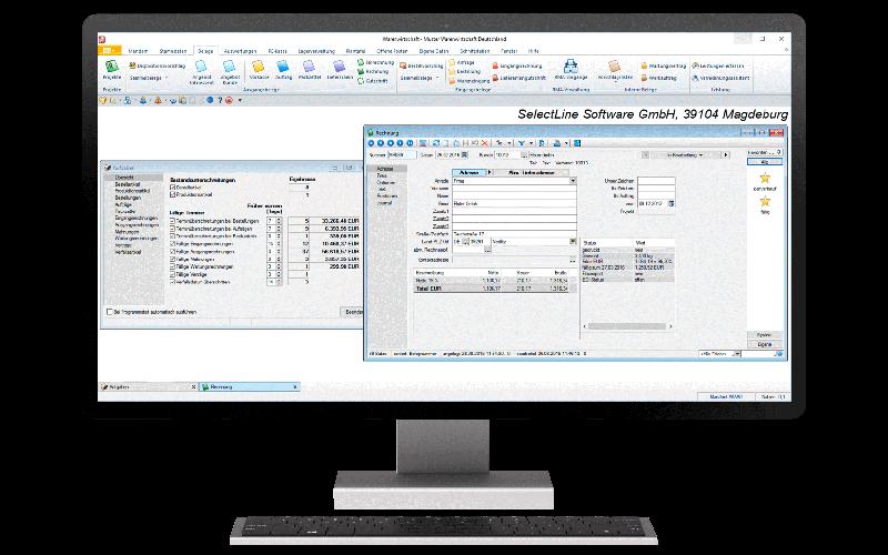 SelectLine Software